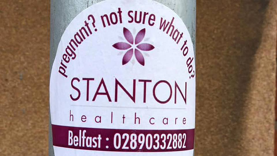 Backlash from women as Alliance Cllrs scrub information offering pro-life support in pregnancy