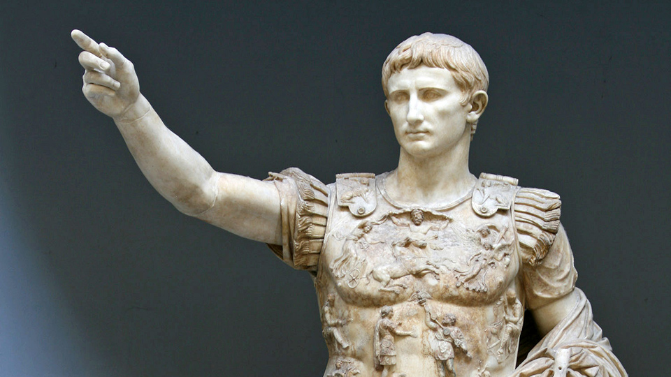 ON THIS DAY: 19 August 43BC : Augustus seizes power in Rome
