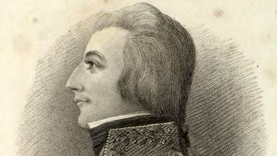 ON THIS DAY: 19 NOVEMBER 1798: Death of Wolfe Tone