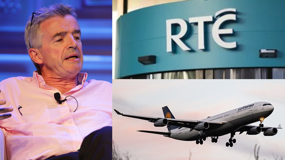 """YOU HAVEN'T GOT THE FACTS"" – Michael O'Leary blasts the government & RTÉ on travel"