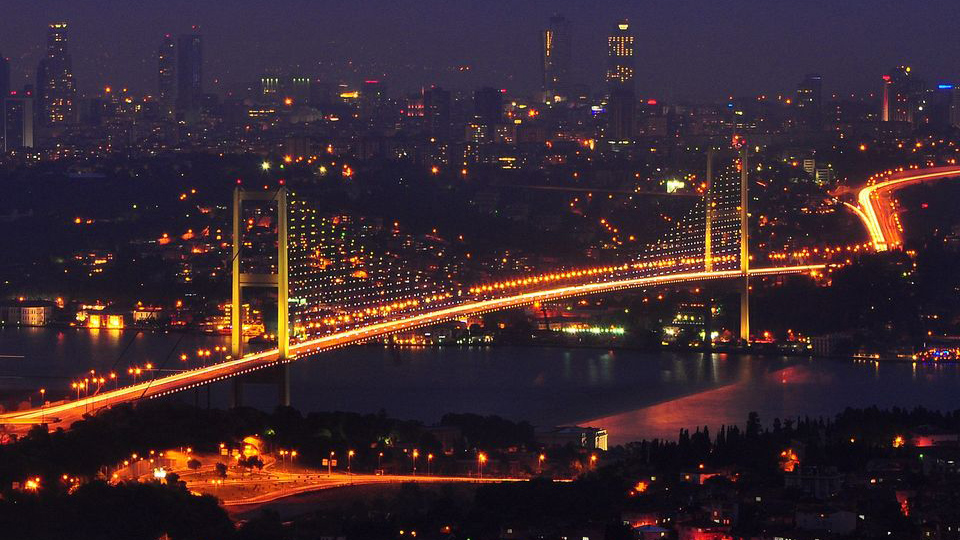 ON THIS DAY: 30 OCTOBER 1973: The Bosphorus Bridge is completed