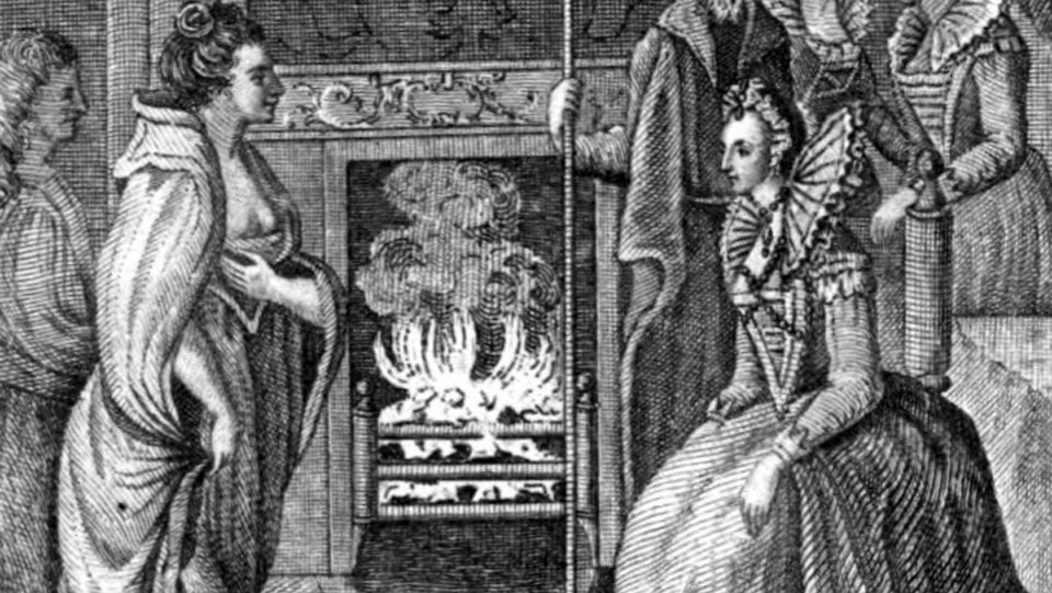ON THIS DAY: 6 SEPTEMBER 1593: Pirate queen Grace O'Malley met with Elizabeth I