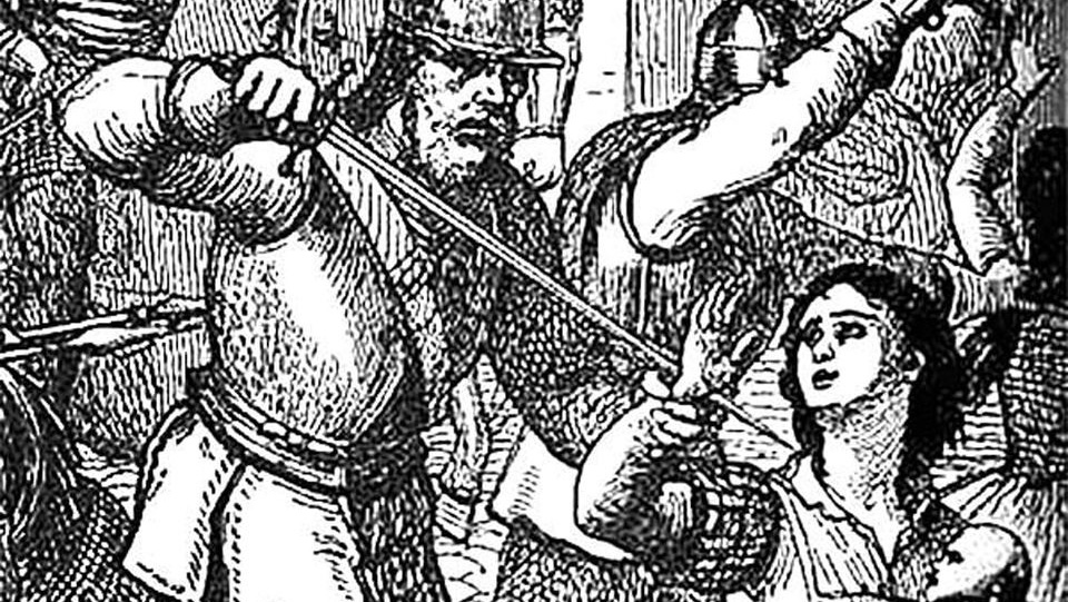 ON THIS DAY: 11 OCTOBER 1649: CROMWELL MASSACRES WEXFORD