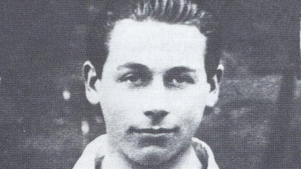 ON THIS DAY: 1 NOVEMBER 1920: Kevin Barry was hanged in Mountjoy Prison