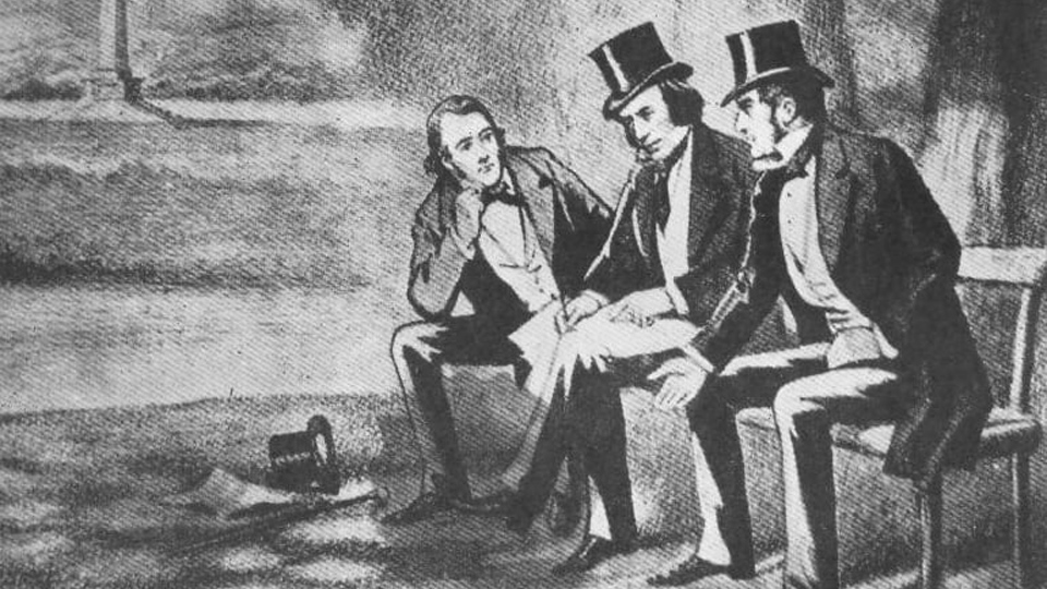 ON THIS DAY: 15 OCTOBER 1842: The Nation Newspaper first published