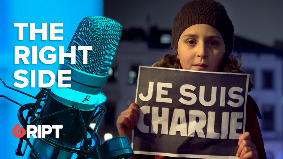 TRSI 134 – From Je Suis Charlie to Hate Speech Laws in 5 Years