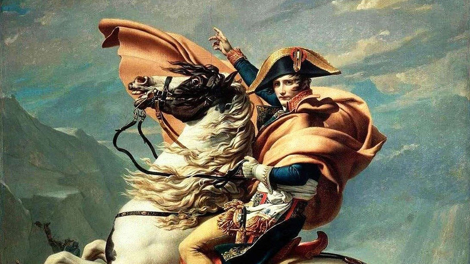 ON THIS DAY: 14 SEPTEMBER 1812:  Napoleon enters Moscow, the poor fool