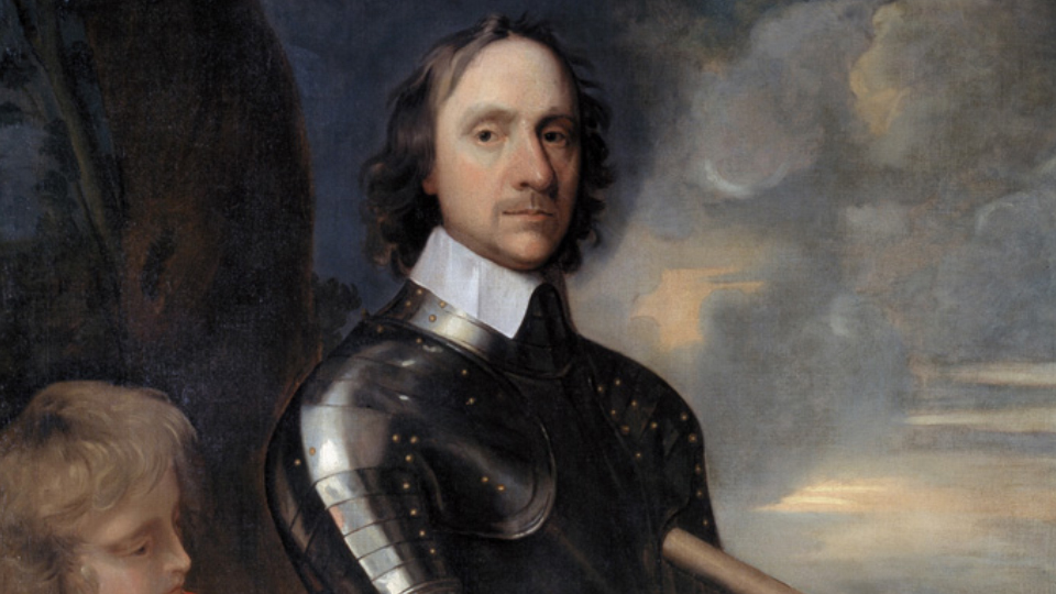 ON THIS DAY: 3 SEPTEMBER 1658: Oliver Cromwell dead, like all those people in Drogheda