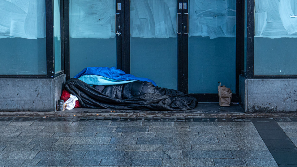 Homeless deaths up 35% in 2020 period