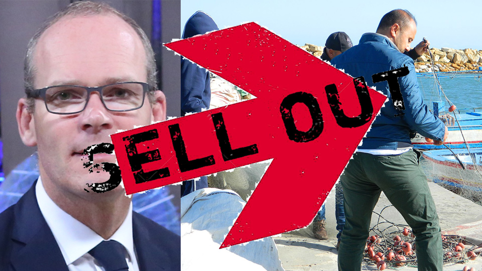 Who are you kidding Simon Coveney? Irish fishermen were 'sold out' a long time ago