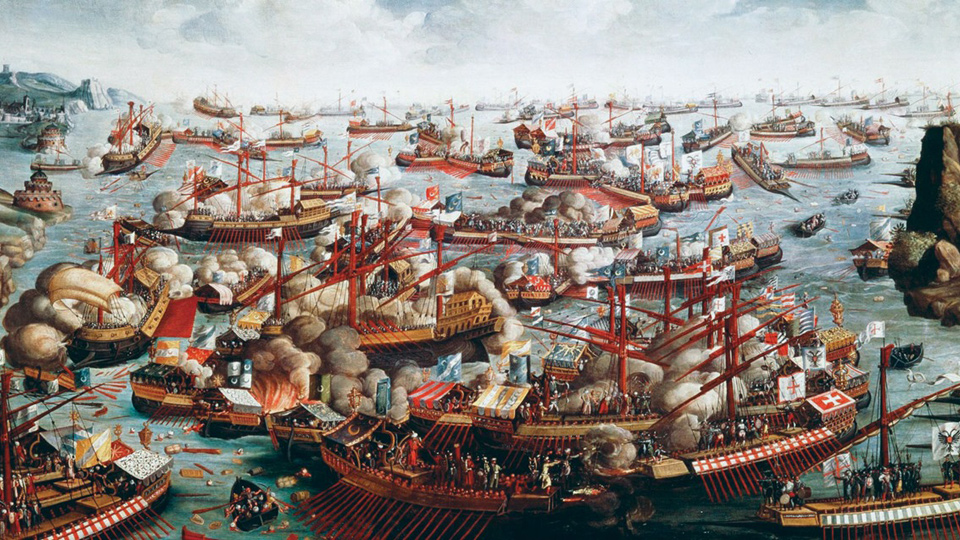 ON THIS DAY: 7 OCTOBER 1571: The Battle of Lepanto