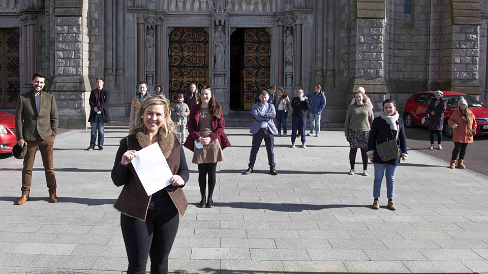 Becky Kealy: closure of religious services a restriction of Human Rights
