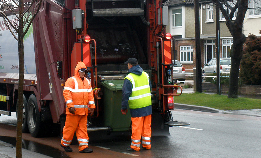 The government can now fine you if you don't sign up to a private waste collector