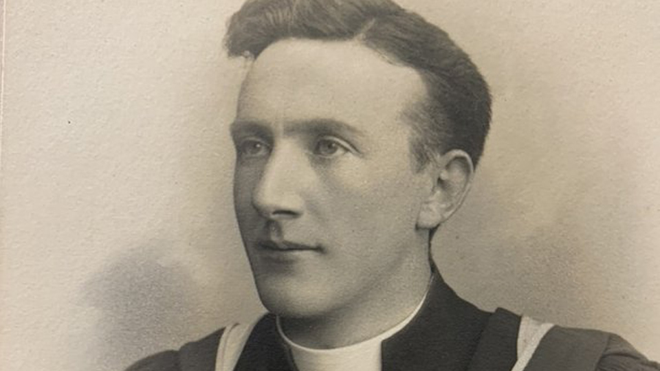 On this Day: 20 November 1920: The body of Fr Griffin found in a shallow grave, most likely murdered by Auxiliaries