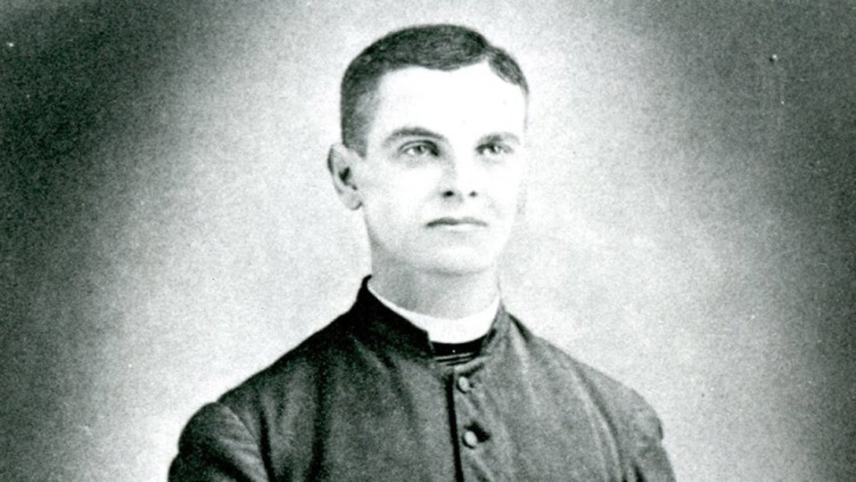 Irish-American priest, Knights of Columbus founder, beatified after miracle for sick unborn baby