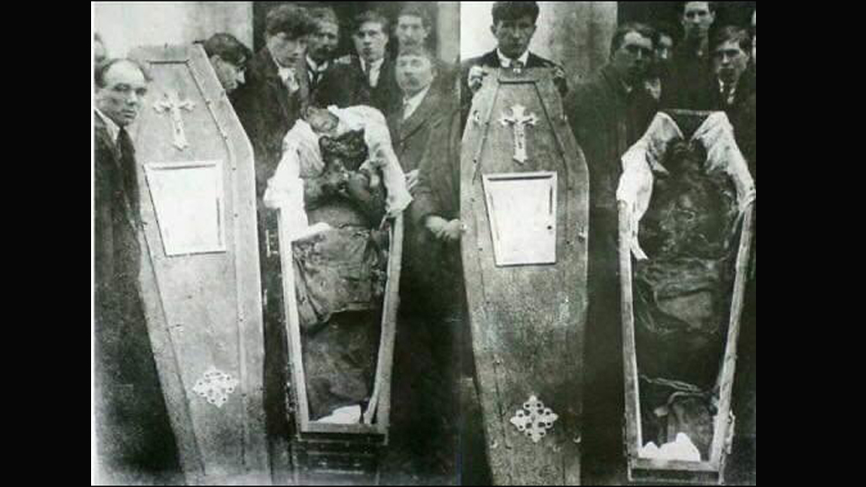 ON THIS DAY: 26 NOVEMBER 1920: The savage murder of the Loughnane brothers by the Black and Tans