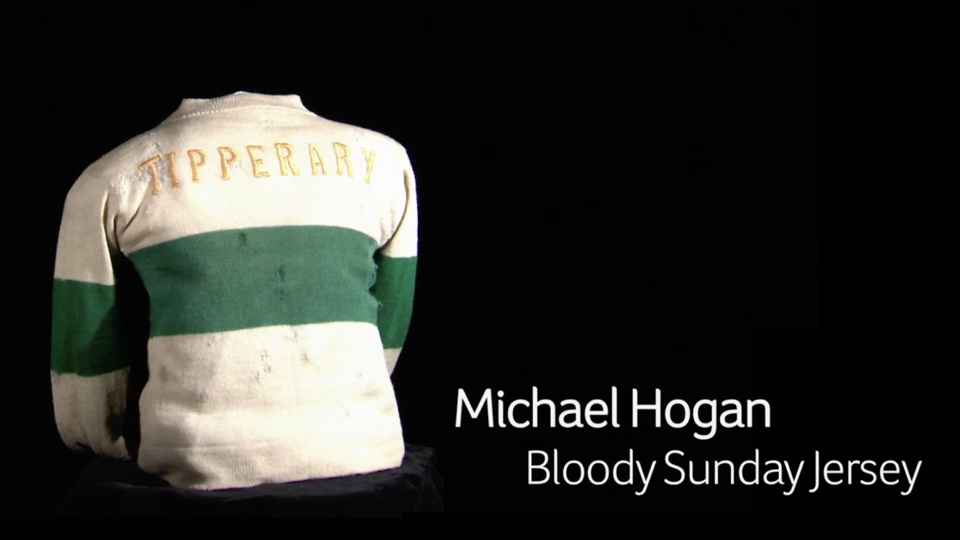 Tipperary will wear Bloody Sunday jerseys for 100th anniversary game