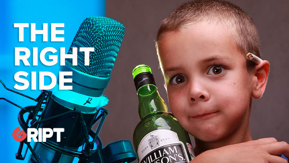 TRSI 162 – Would you rather your child drank or did the odd bit of smack?