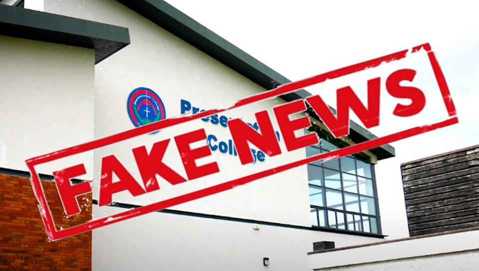 The media's shameful treatment of a Carlow School