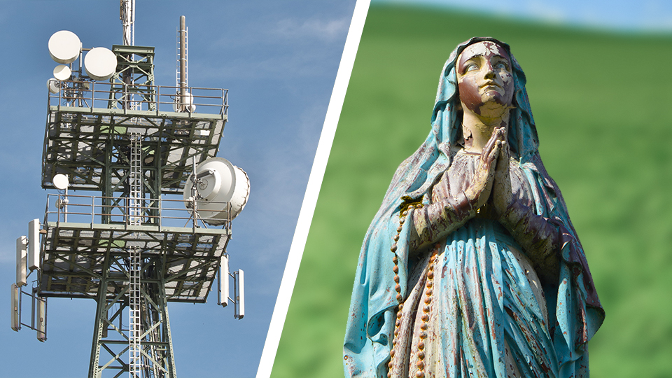 """""""APPALLING"""" – Kerry locals object to planned telecoms mast near holy well"""
