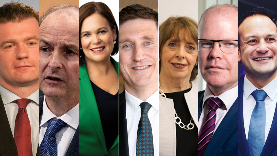 POLL: What party leader do you personally trust most?