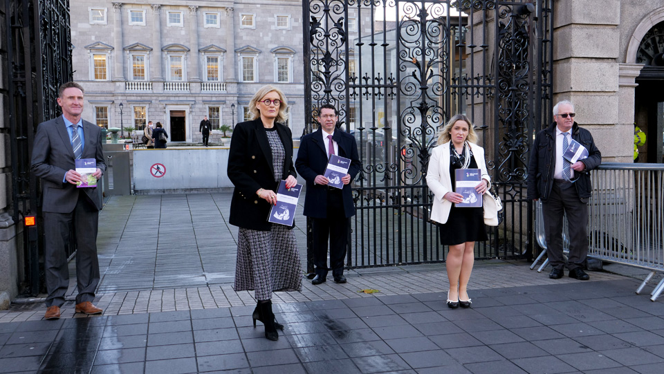 Eight Pro-Life TDs secure vital Dáil debate on UCC Late Term Abortion Study