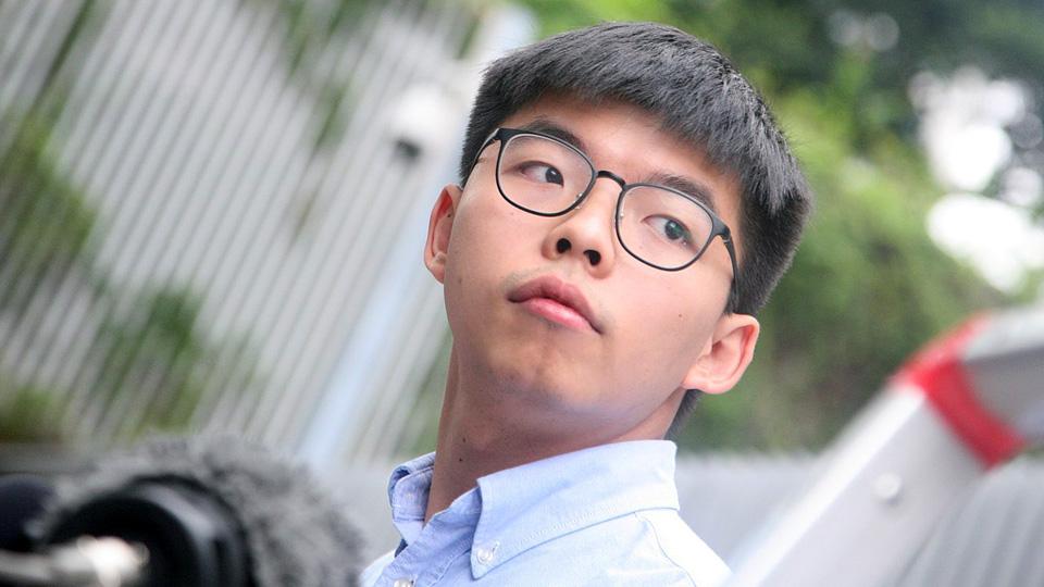 WATCH: Hong Kong activist Joshua Wong jailed for 2019 protest