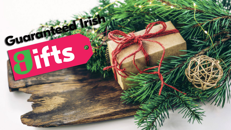 Still got presents to buy? Check out these Irish websites for Christmas gifts.