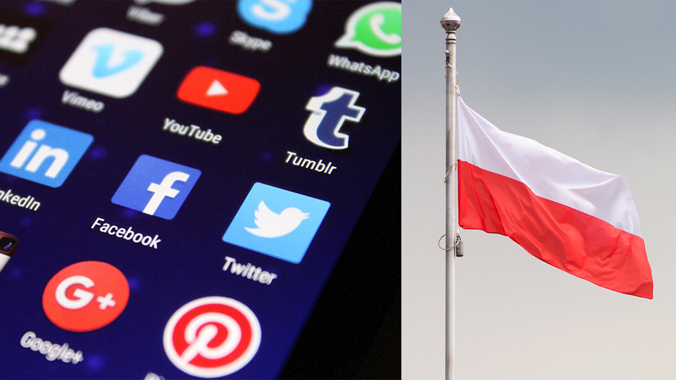 Polish bill threatens multi-million dollar fines for tech companies that censor legal speech