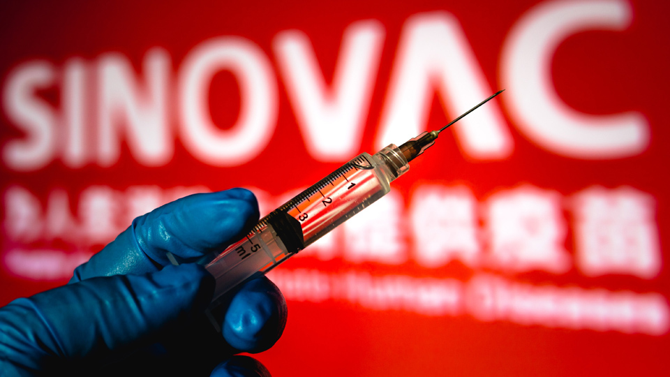 Chinese Sinovac vaccine significantly less effective than claimed