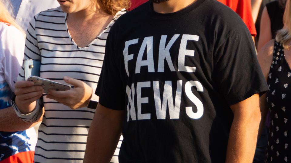Redbreasted Robins and other Fake News