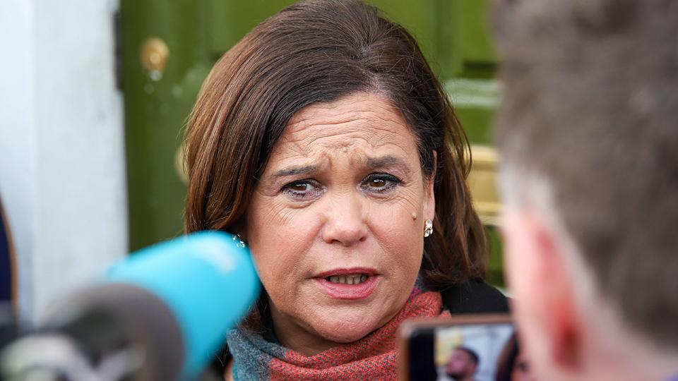 Poll: FG gains on Sinn Fein, for some reason