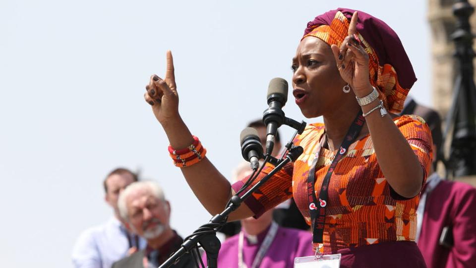 African Heroine: Obianuju Ekeocha's battle to be heard