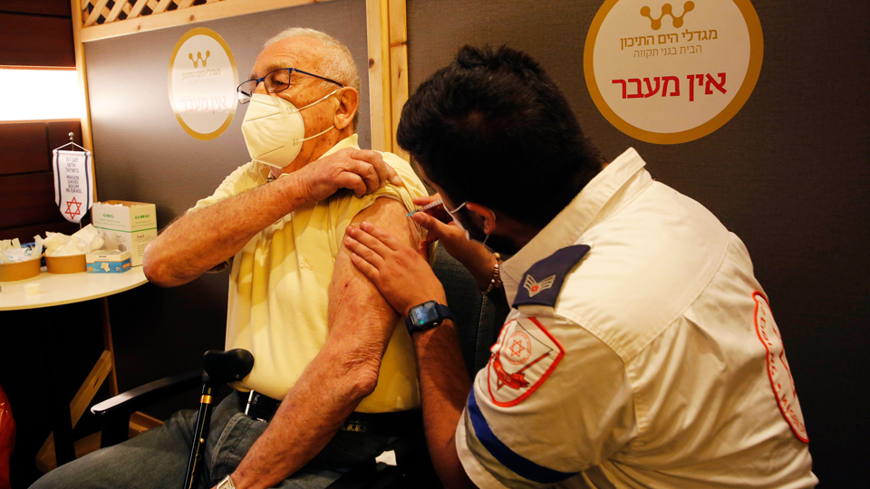 Operation 'Back to Life': How Israel is Leading the World's Vaccination Campaign