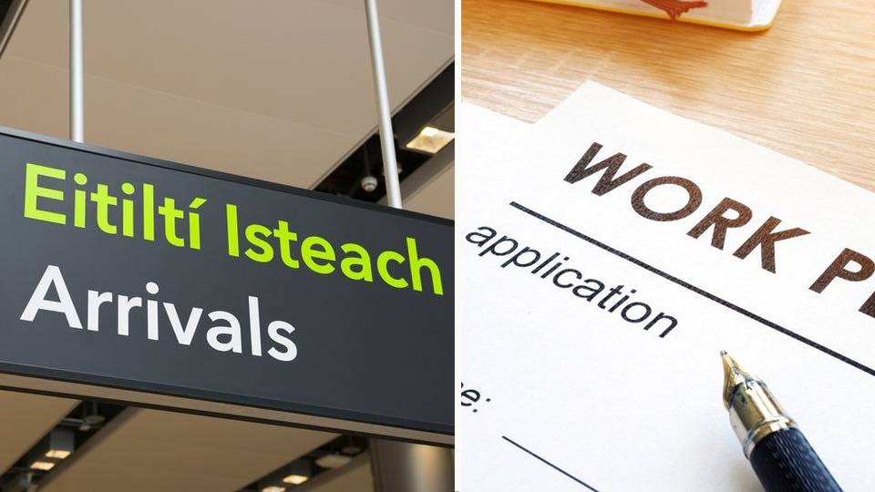 Despite Covid, almost 16,000 work permits issued for non-EU nationals in 2020