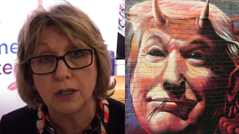 Mary McAleese: Yer man Trump is a dictator, so he is