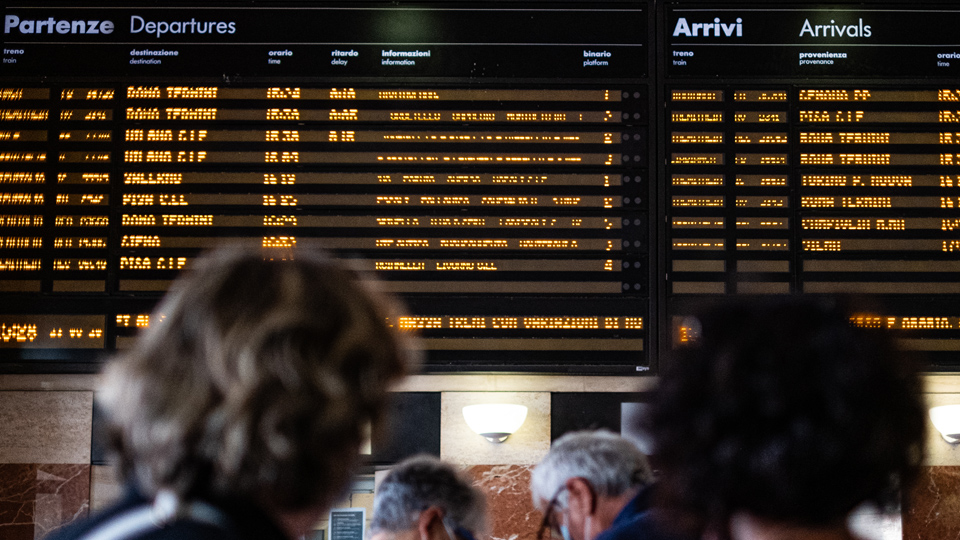 """AGATA DZBENSKA-BERNEY: What if """"non-essential"""" travel is actually essential?"""