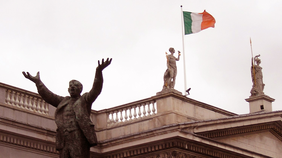 Are we being told to get rid of our 'Irishness' to embrace woke diverseness?