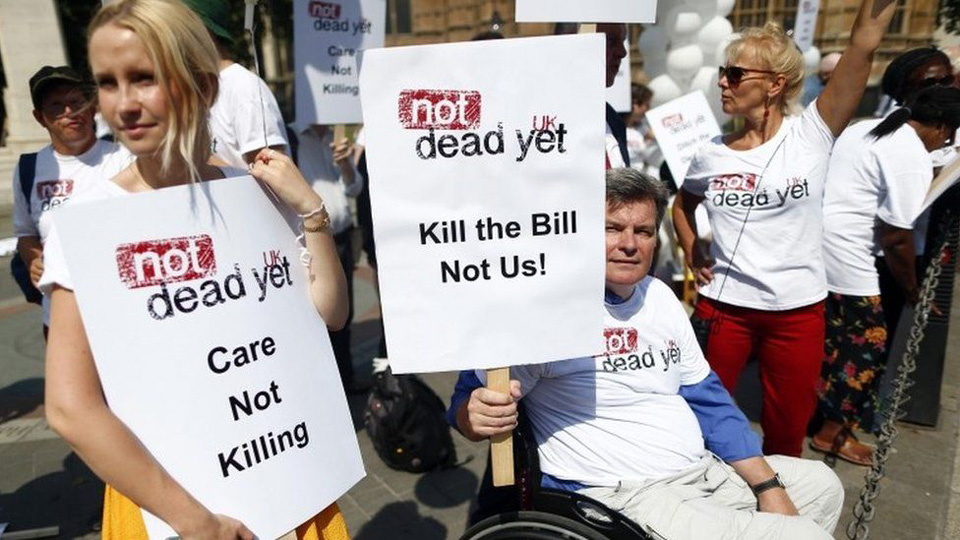 """More medical experts warn Assisted Suicide bill is """"deeply flawed"""""""