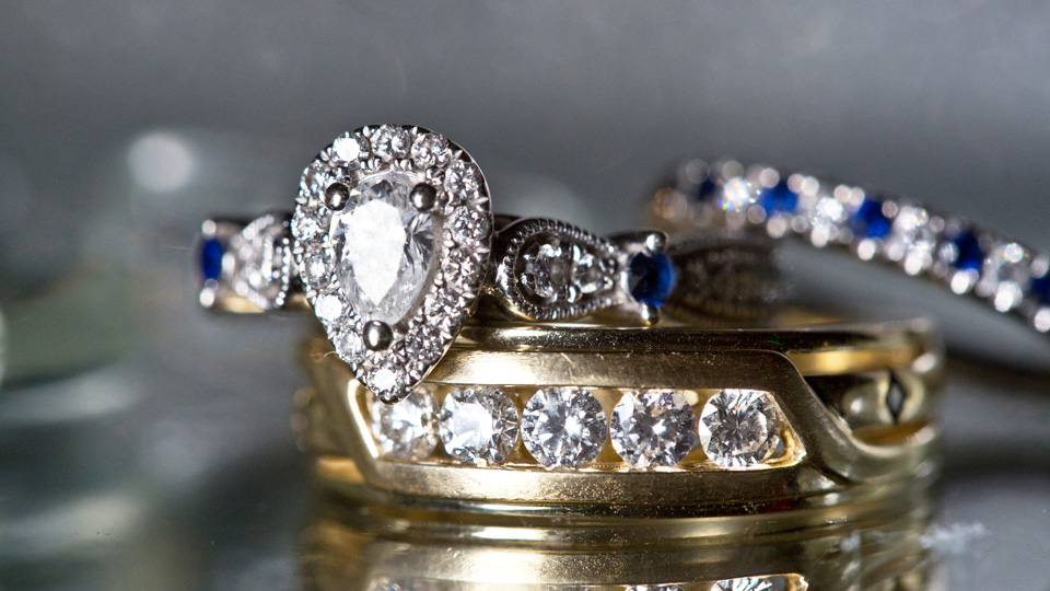On St Valentine's Day, diamonds (like the lockdown) are forever