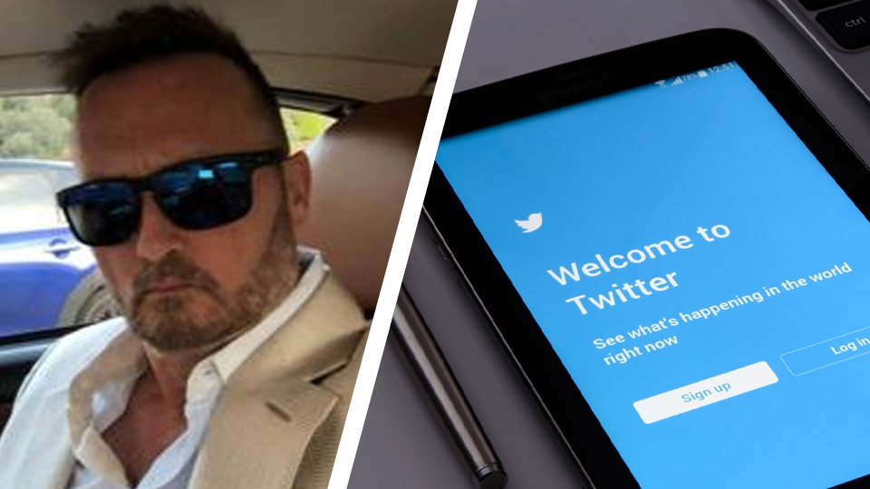 Jim Corr to take legal action against Twitter over account suspension