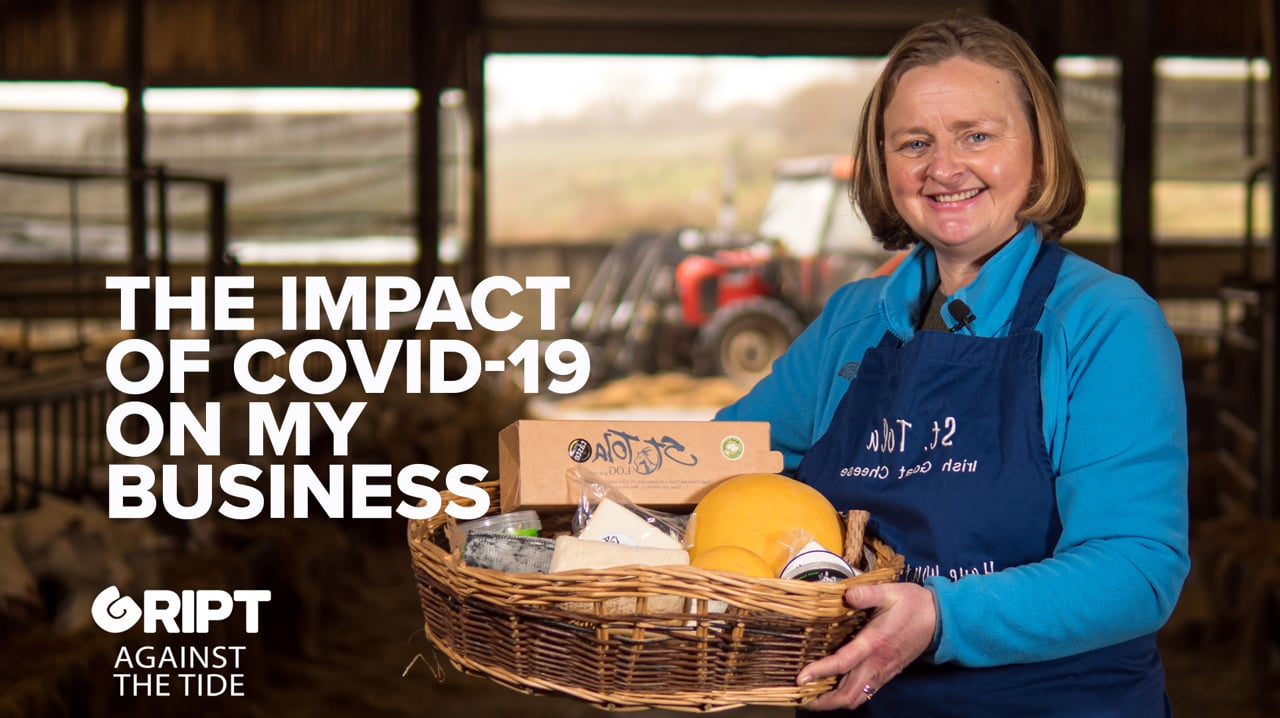 An Irish Business owner talks about the Impact of Covid-19