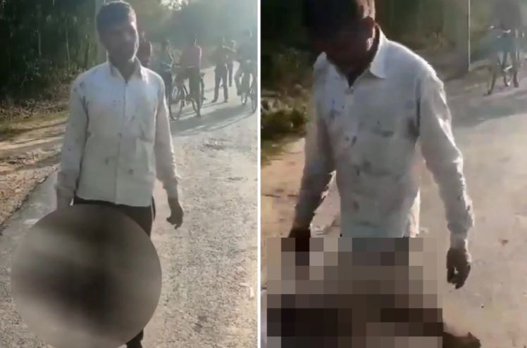 """India: Father beheads daughter in """"honour killing"""""""