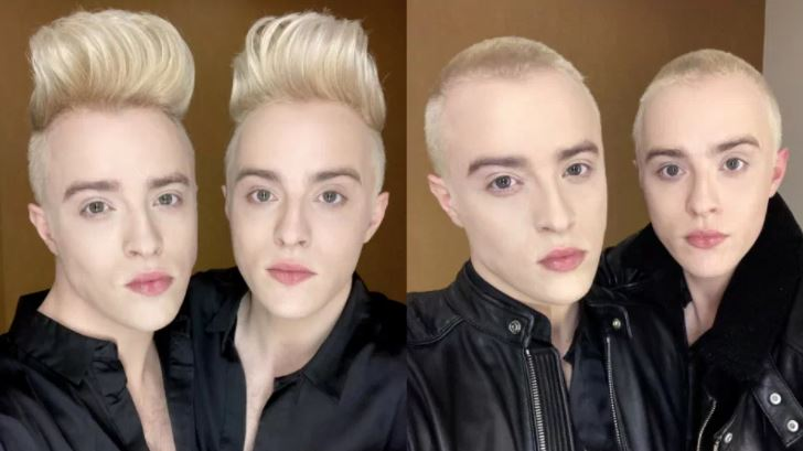"""Jedward backs """"trans rights"""", says Vatican should """"approve LGBTQ marriage"""""""