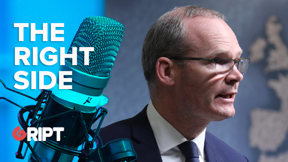 TRSI 207 – Coveney's charm offensive