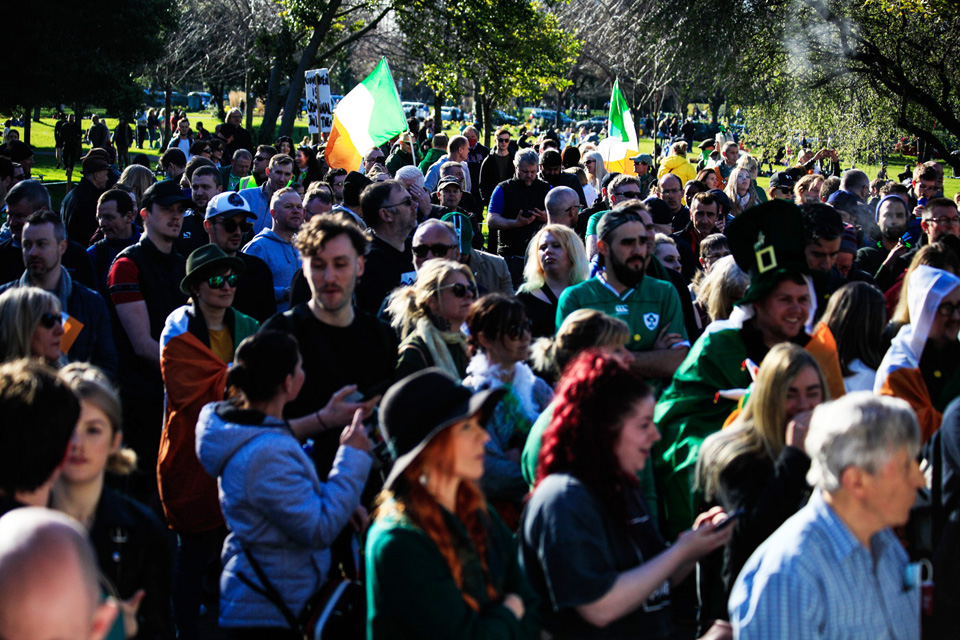 WHO warns of 'fourth wave' if Irish socialise too much