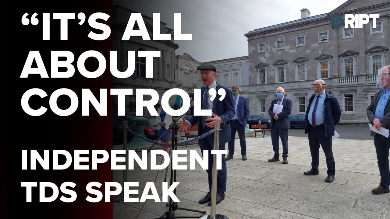 """""""It's not about Climate Change, it's about Control"""" – Rural TDs"""
