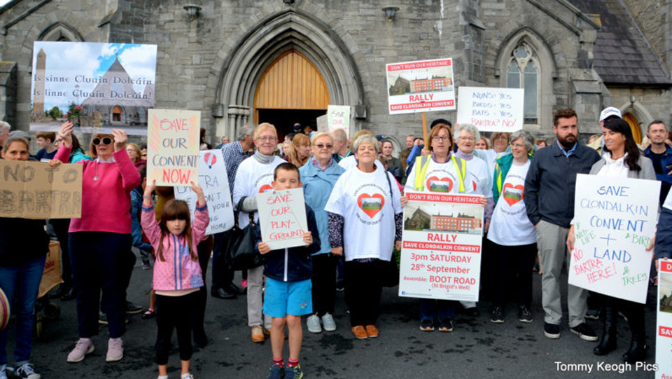 Controversy in Clondalkin as Bartra pushes ahead with Chinese-sponsored project