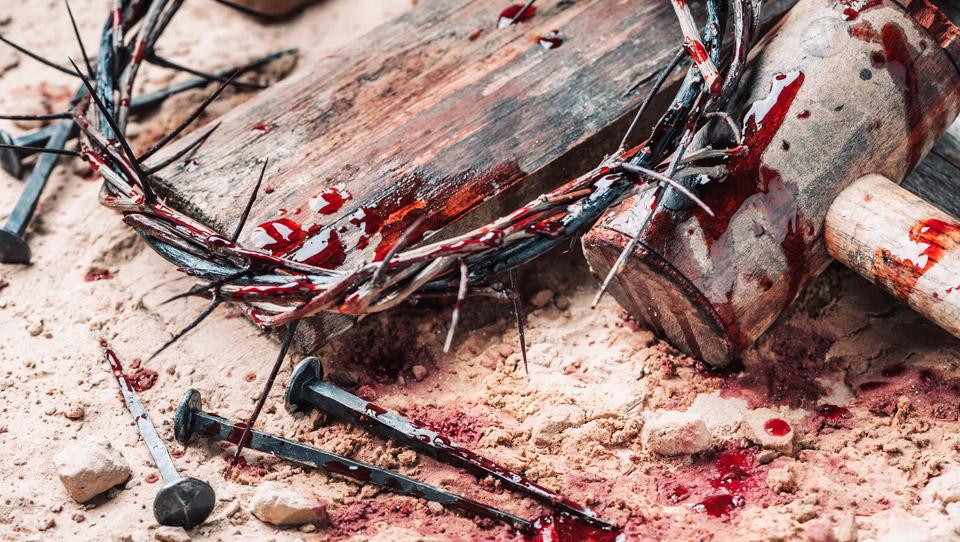 PROF RAY KINSELLA: A Betrayal in Holy Week