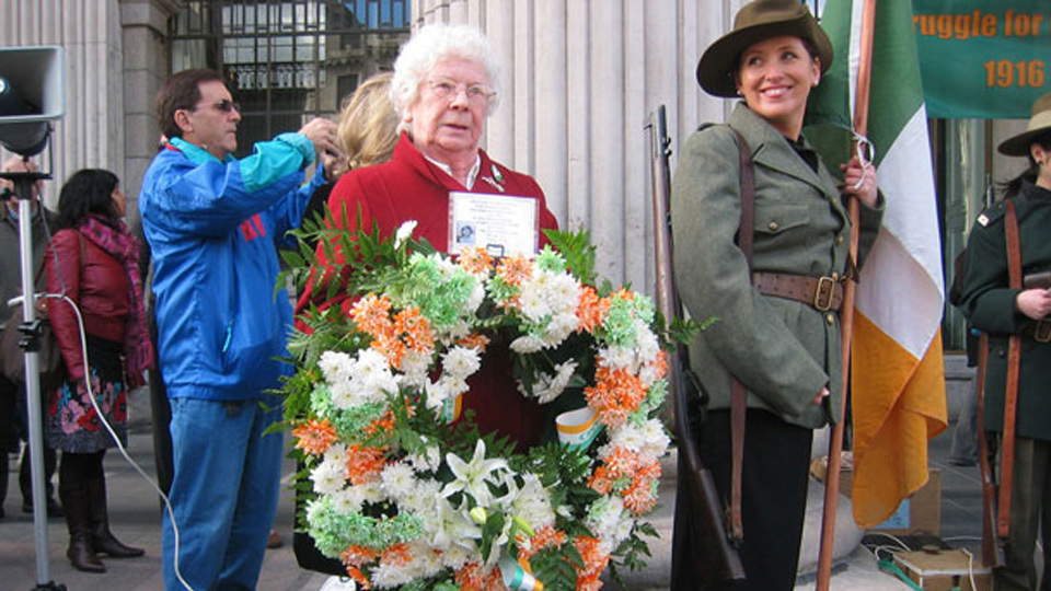 Cumann na mBan: remembering my mother, Marion Steenson